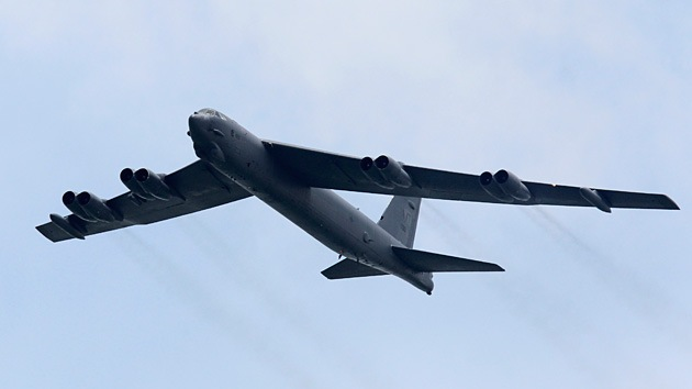 EE.UU. transfiere a Europa tres bombarderos estratégicos B-52