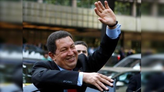 Chávez viajará a Rusia el 11 de octubre