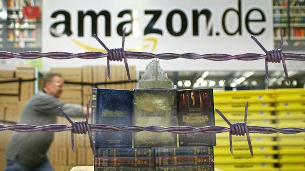 La tienda Amazon, una pesadilla neonazi para los empleados de Alemania