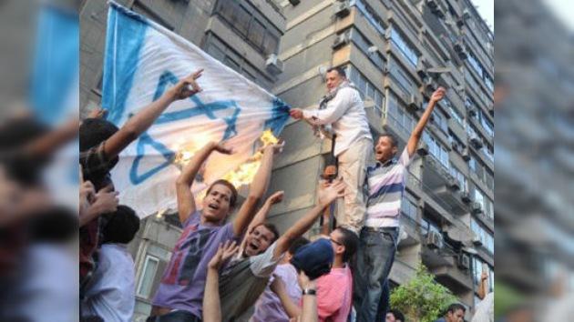 Muertos y heridos en incidentes en la Embajada israelí en Egipto
