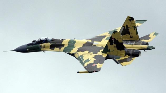 China podría dotar de armas nucleares los Su-35 que compra a Rusia
