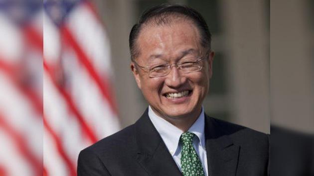 El estadounidense Jim Yong Kim, nuevo presidente del Banco Mundial