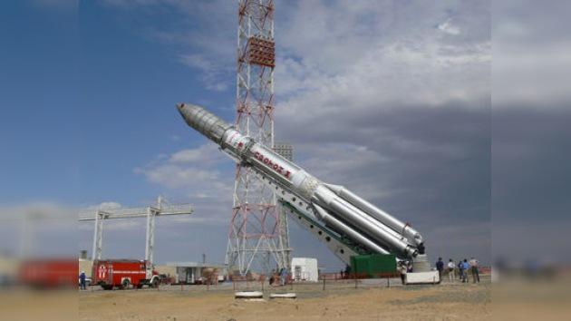 Un cohete ruso colocará en órbita el satélite americano DirecTV-12
