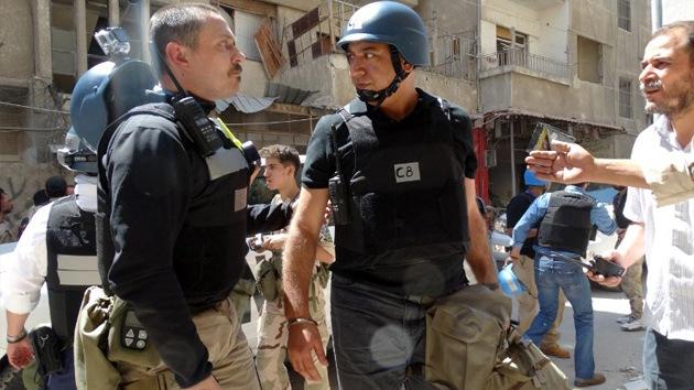 """""""Podrían manipular los resultados del informe de la ONU sobre Siria"""""""