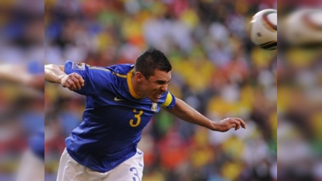 El Zenit ofrece siete millones de euros por Lúcio
