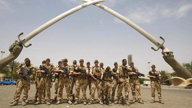 El Gobierno británico quiere pasar desapercibido el 10º aniversario del inicio de la guerra de Irak