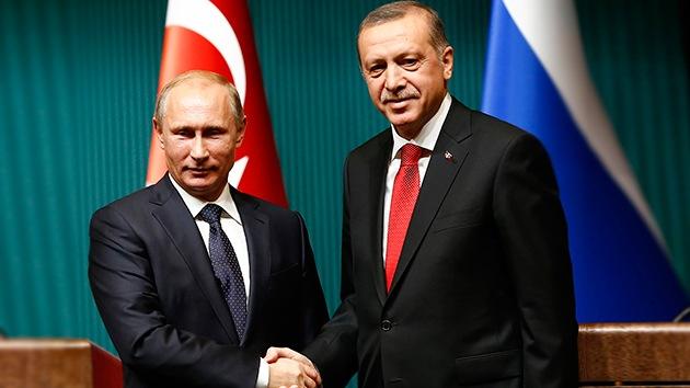 """Gazprom: """"La Unión Europea regala a Turquía la llave del gas hacia Europa"""""""