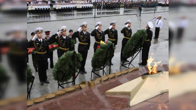 Rusia festeja hoy el aniversario del fin de la II Guerra Mundial