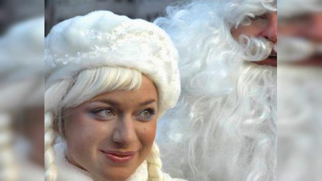 La mejor 'Snegúrochka' de Rusia será elegida en Kostromá
