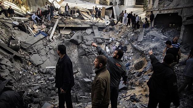 Rusia está lista para proponer un proyecto de resolución sobre el cese el fuego entre Israel y Gaza