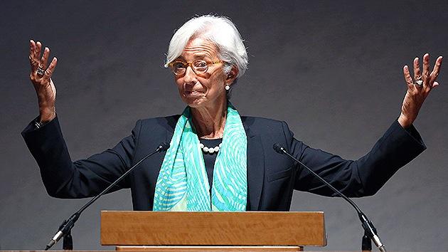 """FMI: La economía de la Eurozona puede volver a entrar en recesión """"si no se hace nada"""""""