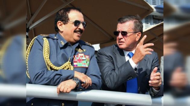 Bahréin anuncia su disposición a comprar aeronaves rusas
