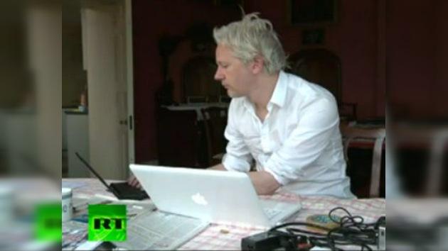 Las cámaras que presuntamente espían a Assange, son controles de velocidad