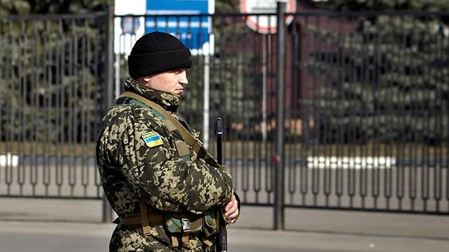 La ONU no confirma el traslado de fuerzas y maquinaria rusa a Ucrania