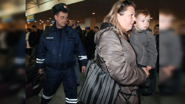 Iniciada la segunda etapa de evacuación de los rusos de Libia