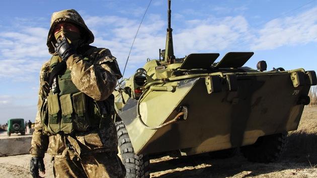 EE.UU. enviará a Ucrania un grupo de asesores militares en las próximas semanas