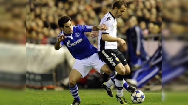 Valencia y Shalke empatan y el Tottenham gana al Milan en Liga de Campeones