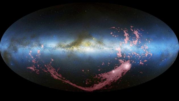 Los astrónomos de la NASA resuelven el misterio de la Corriente de Magallanes