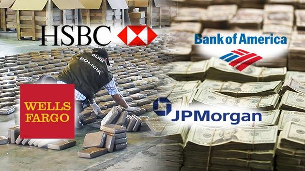 El Departamento de Justicia revela que bancos mundiales 'lavaron' dinero del narcotráfico