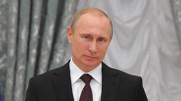 Putin: La Primera Guerra Mundial nos recuerda a qué lleva el exceso de ambición
