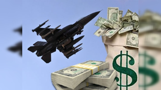 ¿Cuánto cuesta la guerra en Libia a los EE. UU.?