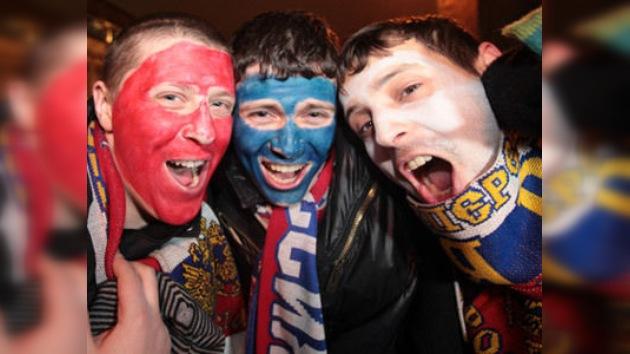 Rusia festeja la histórica decisión de la FIFA