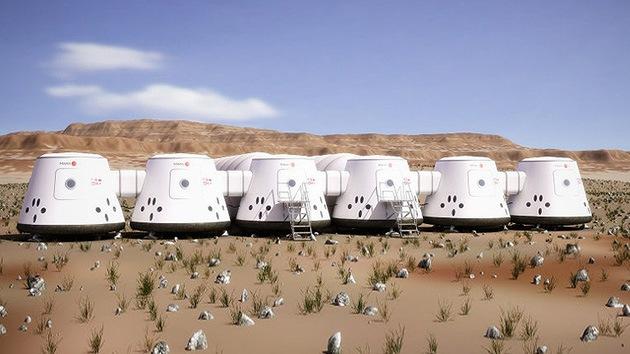 Fotos: Así será la vida en Marte según el fundador de Mars One