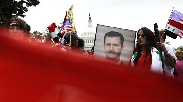 """""""EE.UU. mantiene negociaciones secretas con el Gobireno sirio"""""""