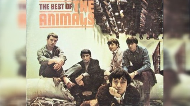 Eric Burdon y el grupo The Animals dan su primer concierto en Rusia