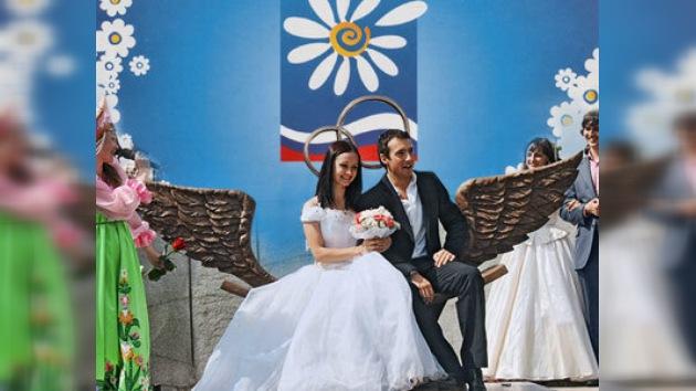 Día de la familia, el amor y la fidelidad en Rusia