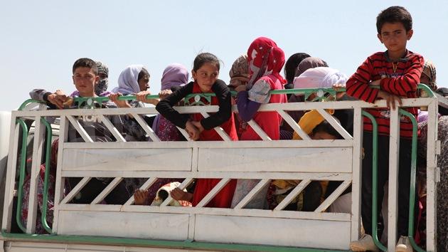 Estado Islámico amenaza con matar a 300 familias yazidíes