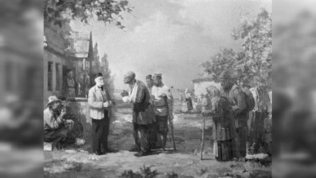 Se recuerdan los 200 años del nacimiento del cirujano ruso Nikolái Pirogov