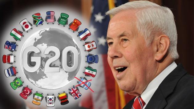 Un senador de EE. UU. propone la expulsión de Argentina del G-20 por el caso YPF