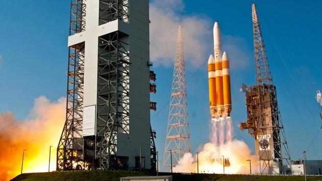 EE.UU. lanzó al espacio un nuevo ´ojo que todo lo ve´