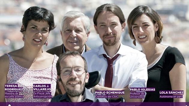 """Proyecto """"inédito a nivel europeo"""": Podemos presenta una renta básica asumible para España"""