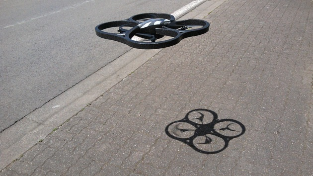 Espiar con su propio drone, al alcance de cualquier usuario de iPhone