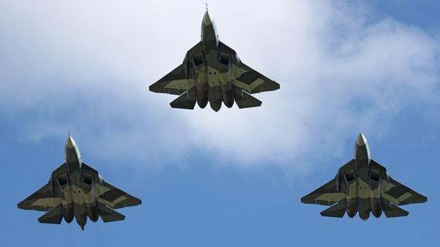 El 'top 5' de quinta generación de la aviación militar y defensa antiaérea de Rusia