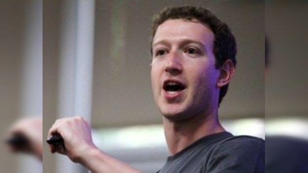 Zuckerberg, primero en la lista de personas más poderosas de los medios