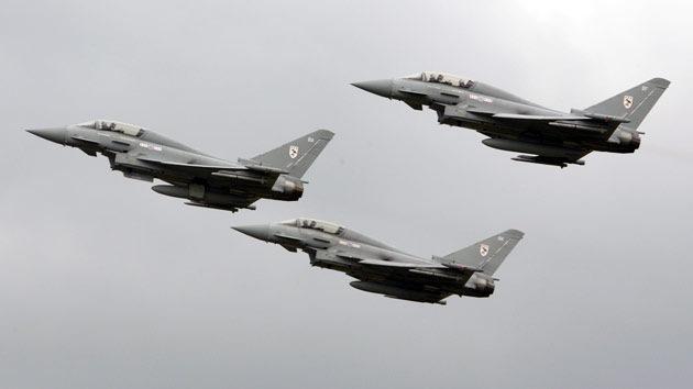 OTAN intensifica la misión de la 'policía aérea' en los países bálticos, Polonia y Rumania