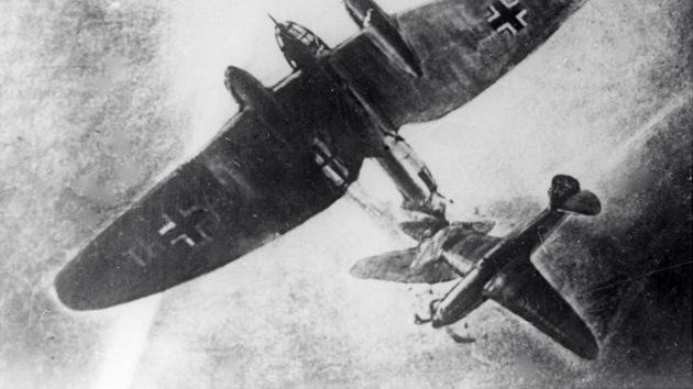 Hallan el avión soviético que efectuó el primer 'ataque tarán' de la II Guerra Mundial