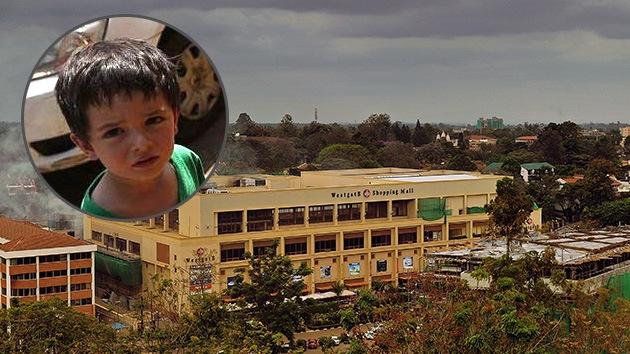 """Niño del asalto en Nairobi a un terrorista: """"Eres un hombre muy malo"""""""