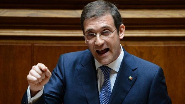 Primer ministro portugués: el país cumplirá con el plan de la Troika