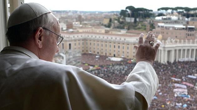 Todo preparado para la entronización del papa Francisco