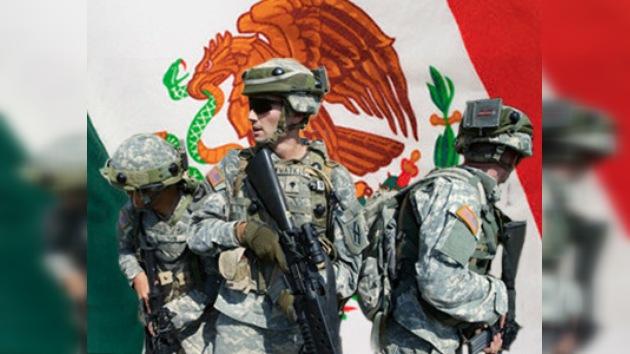 Un 64% de los mexicanos rechaza la intervención del Ejército de EE. UU.