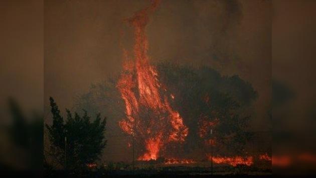 Los incendios forestales en Texas destruyen más de 500 viviendas