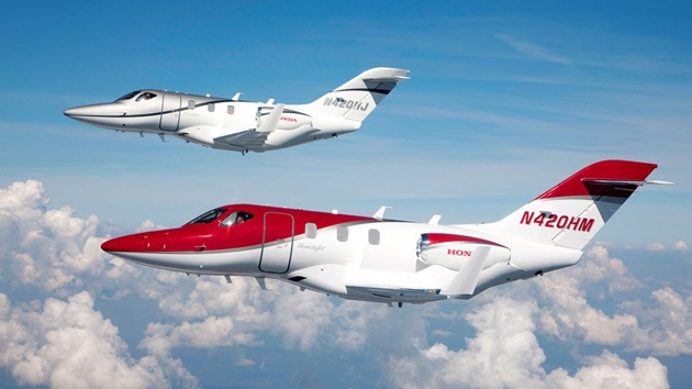 'El poder de los sueños': Honda certifica su primer avión