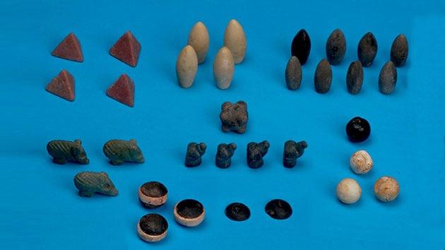 ¿El 'ajedrez' más antiguo del mundo? Hallan en Turquía los restos de un juego desconocido