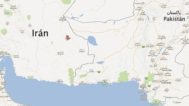 Un sismo de magnitud 5,7 sacude el sur de Irán