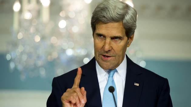 """Kerry a la oposición siria: """"Perdimos un año"""" tratando de derrocar a Al Assad"""