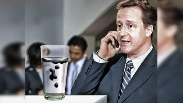Obama y Cameron: llamada a no polemizar con el vertido de crudo